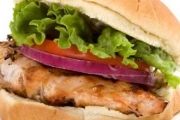 The World's Best Grilled Chicken Burgers